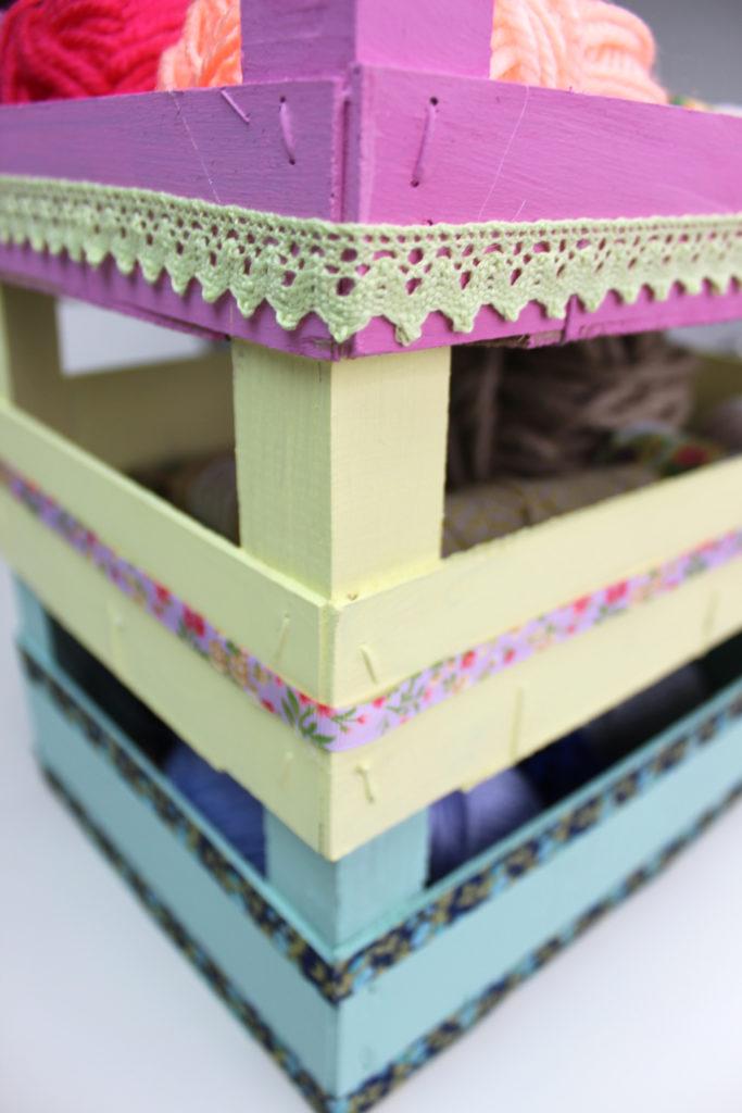 manualidades con cajas apliables