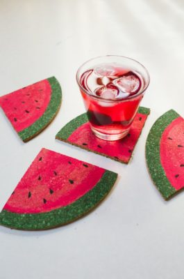 33 sencillas manualidades de adornos de verano