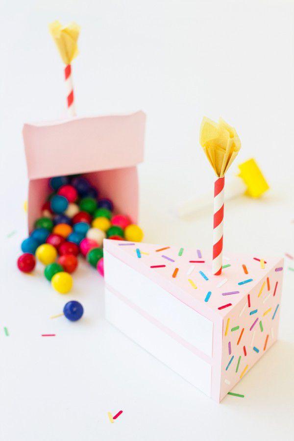 manualidades de fiestas de cumpleaños infantiles