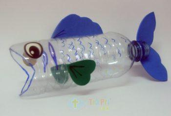 14 ideas fáciles de manualidades de verano con material reciclado