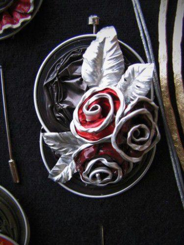 anillos nespresso de flores