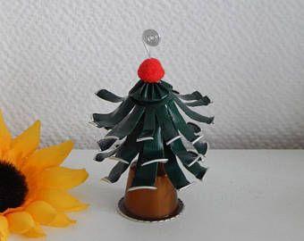 Manualidades de navidad con capsulas nespresso