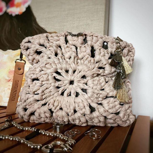 bolsos de crochet para niñas
