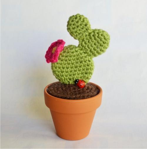 cactus de crochet facilisimo