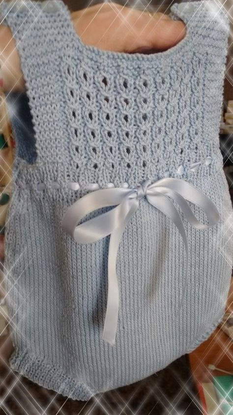 chalecos de crochet