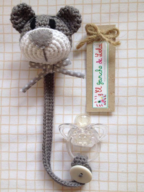 chupetes de crochet facil