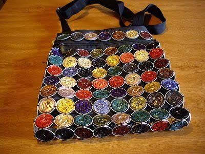 como hacer bolsos nespresso