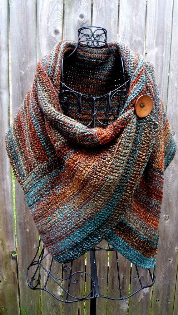 comprar bufanda de corchet