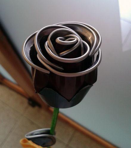 rosa de nespresso