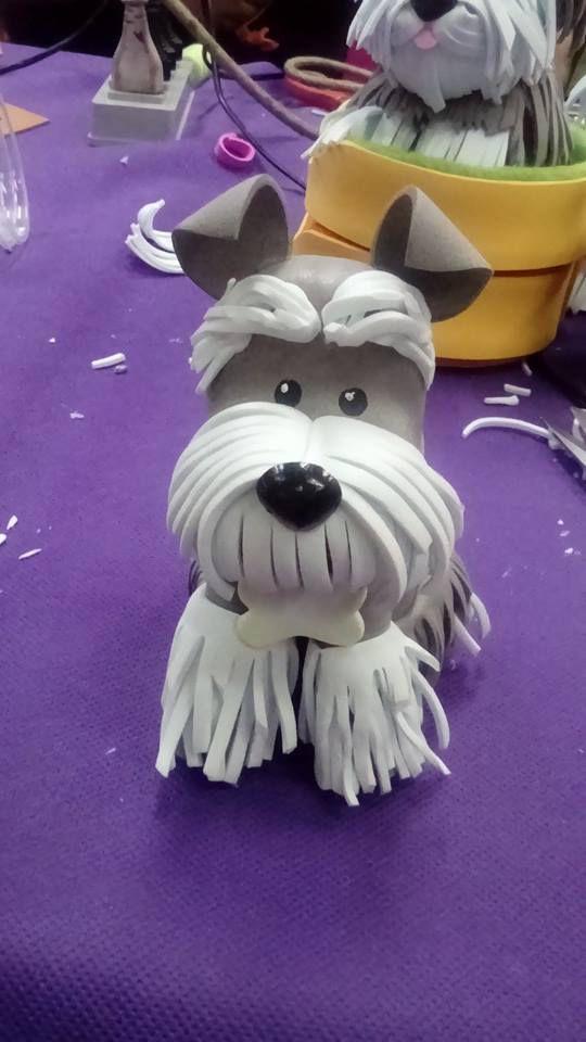 fofucha de perro