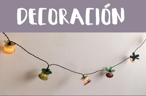 Decoración Reciclada DIY