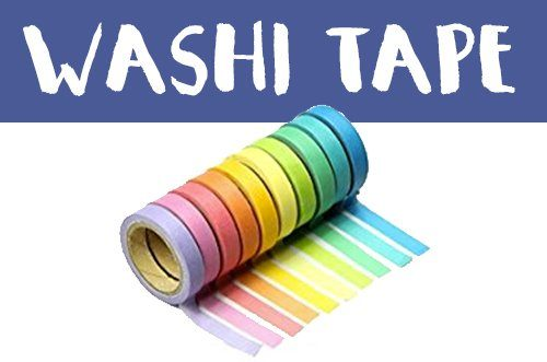 Idees Washi Tape