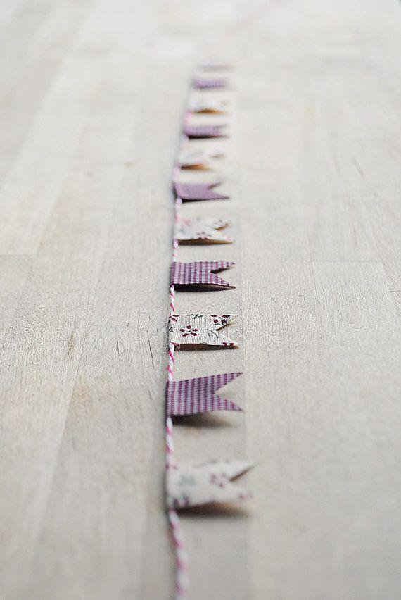banderillas de comunion con cinta washi