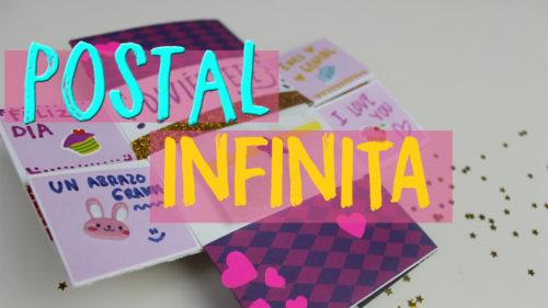 Tarjeta infinita carta magica interminable