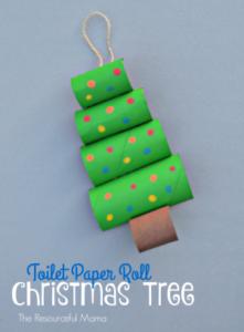 com fer manualitats reciclades nadal
