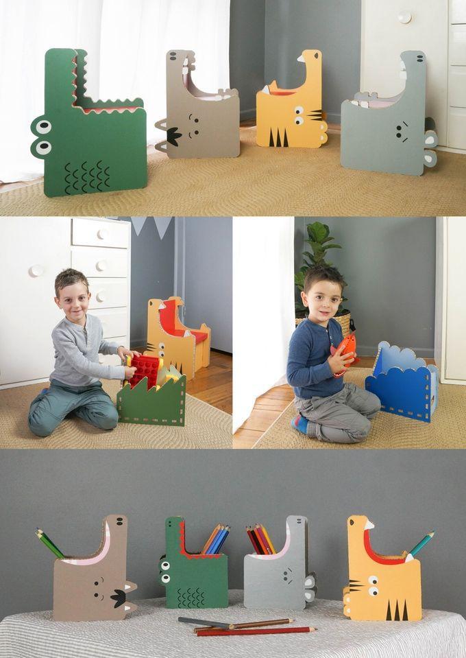 com fer manualitats reciclatge infantil