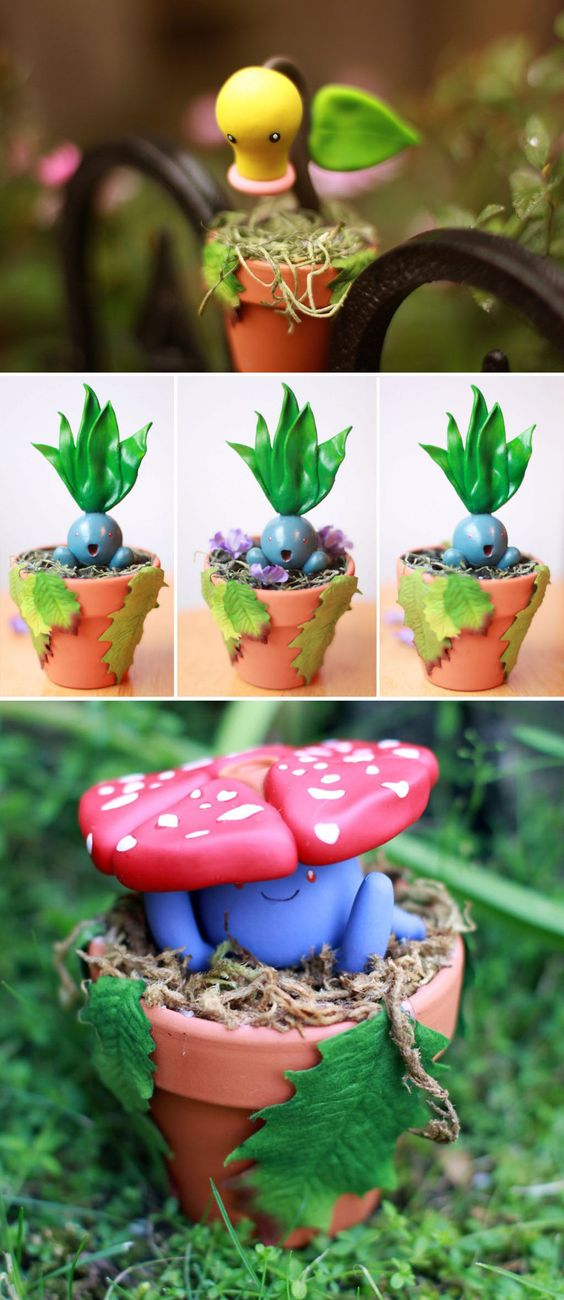 diy de kawaii de pokemon