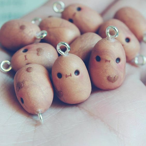 diy kawaii potato de manualidades