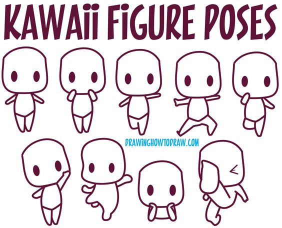 kawaii drawings