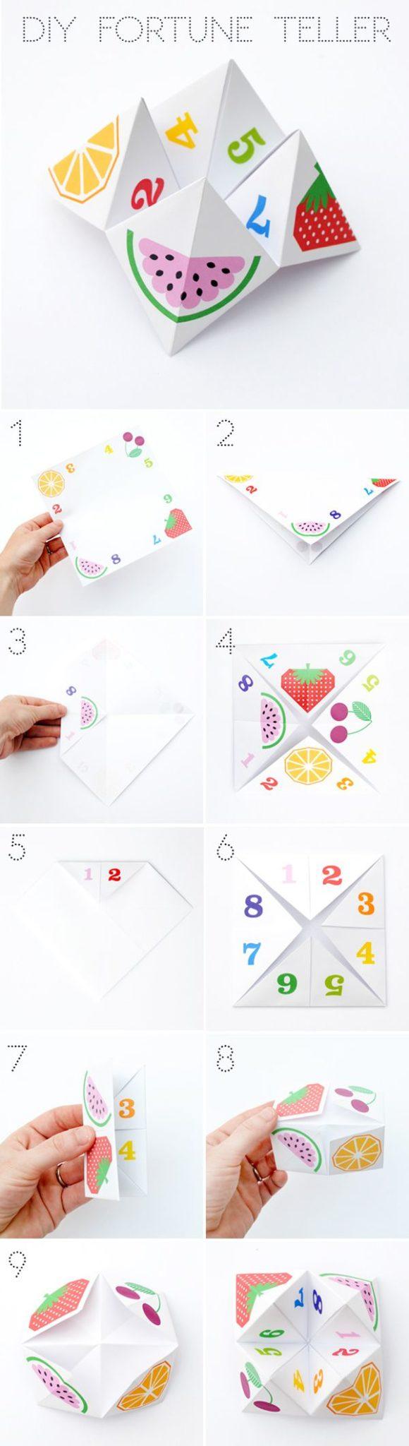 manualidades con papel para adultos