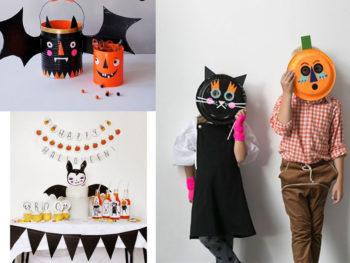 manualidades de halloween para niños