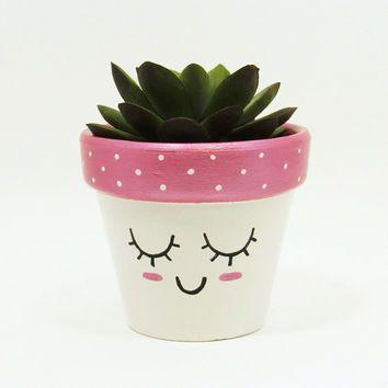 manualidades para cactus kawaii