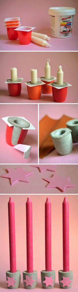 manualitats de nadal amb material reciclat