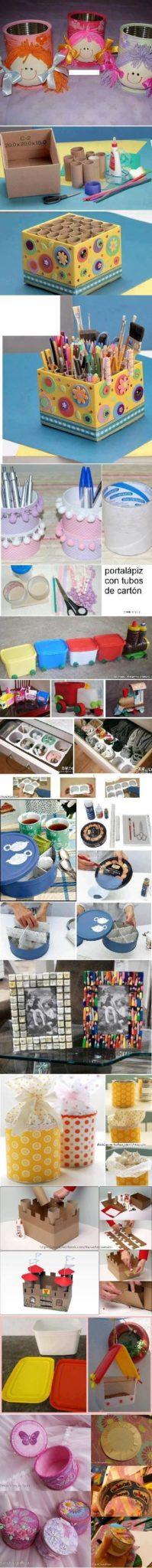 manualitats de reciclatge senzilles