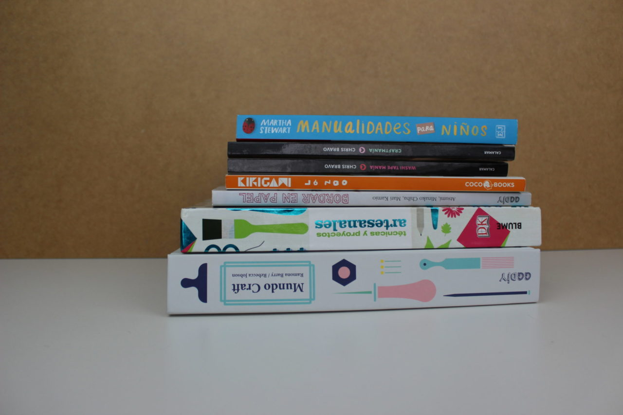 Los mejores libros de manualidades para niños