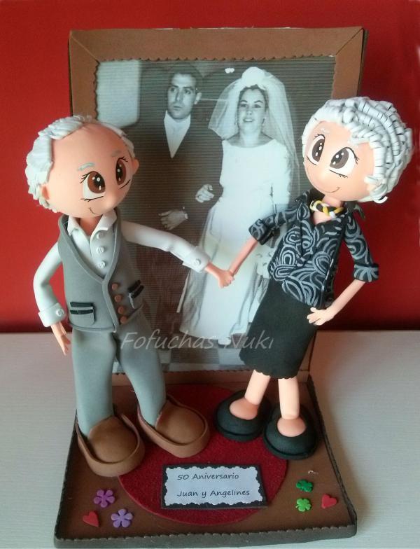 Fofuchas de abuelas y abuelos