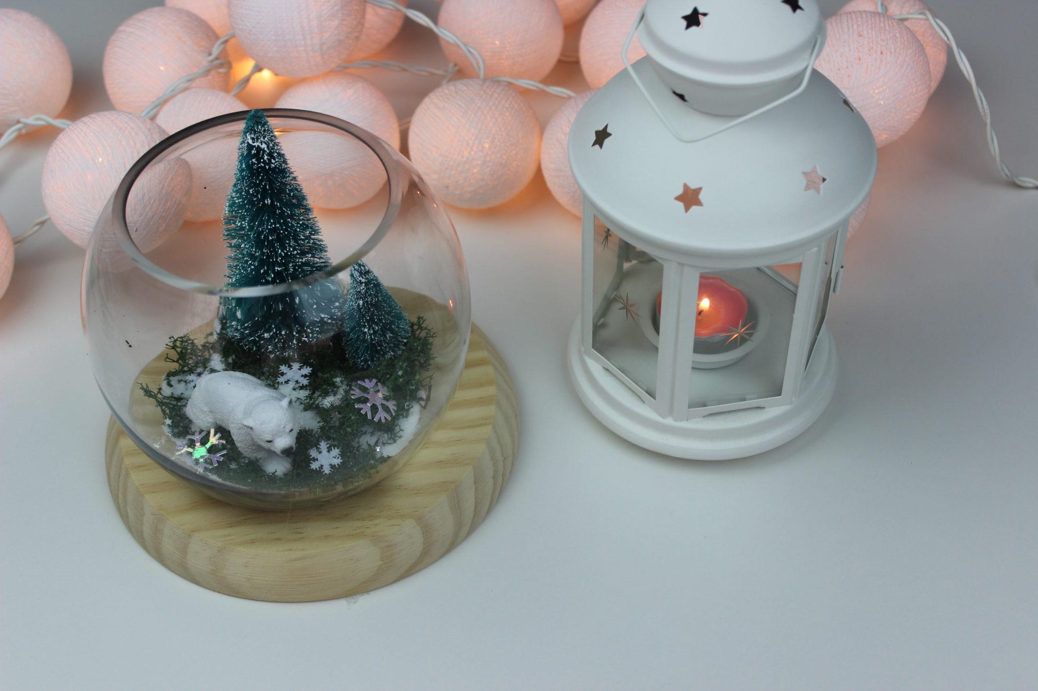 Centro de mesa de navidad de manualidades top 2018 uma - Centro navideno de mesa ...
