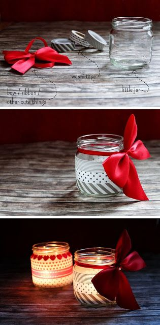 como decorar una boda con cinta washi