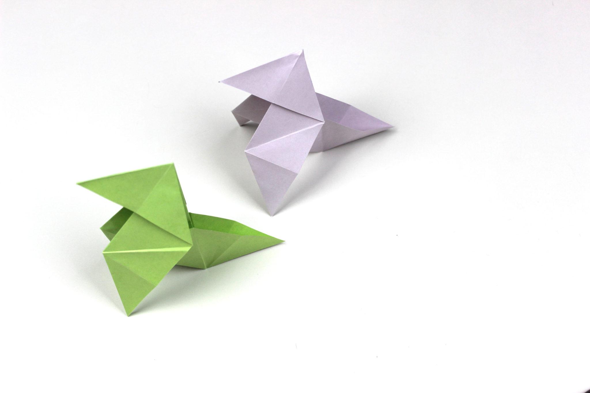 a97ac0fec246 ▷ ✅Ocell d origami  TOP 2019  - Uma Manualidades