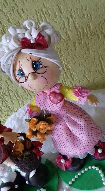 fofucha abuela