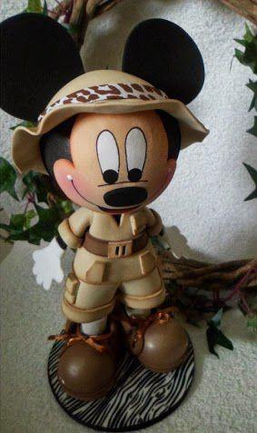 fofuchas de mickey mouse
