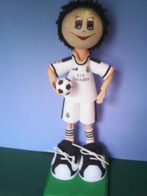 Fofuchas de Real Madrid
