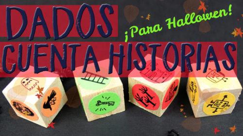 jocs casolans de halloween per explicar històries de por