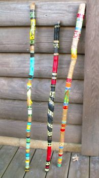 juguetes de manualidades con washitape