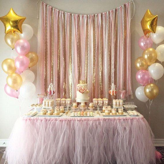 manualidades de cumpleaños de princesas infantiles
