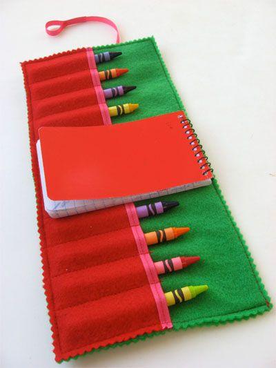 manualidades de navidad para regalar a niños