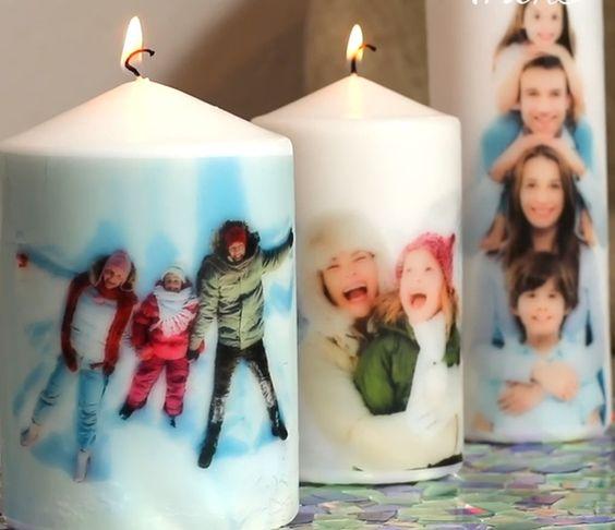manualidades navideñas para regalar a la familia