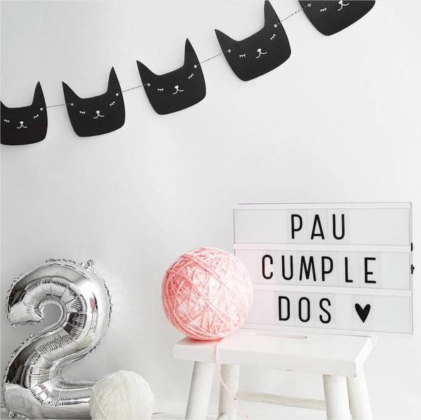 manualidades para decorar fiestas de cumpleaños faciles