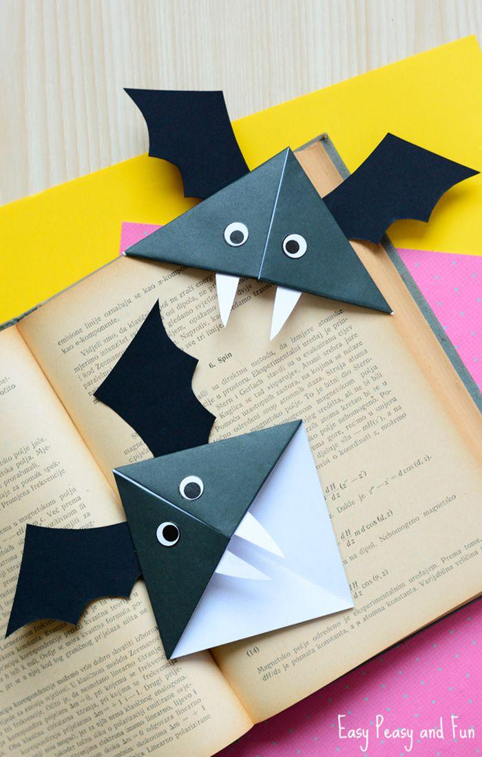 punts de llibre infantils de halloween