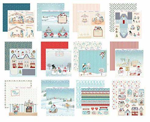 Scrapbook de Navidad