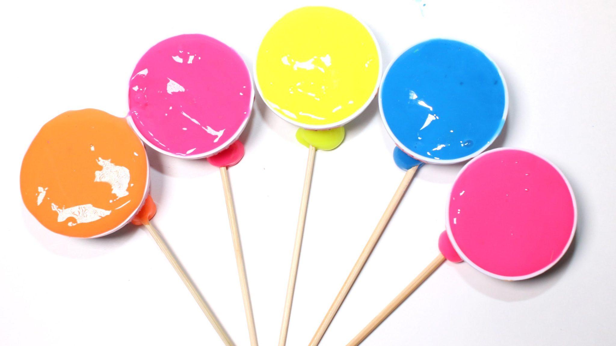 slime kawaii lollipop