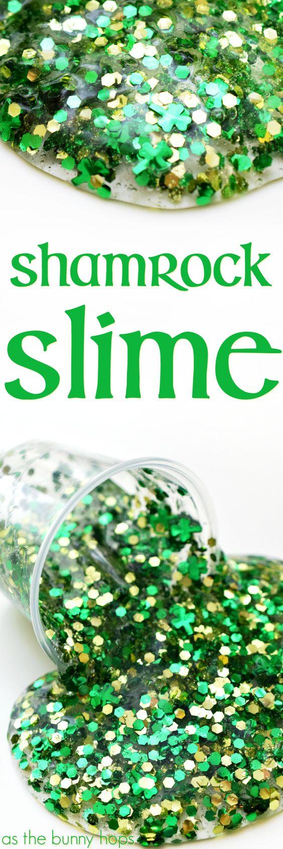 slime verde green
