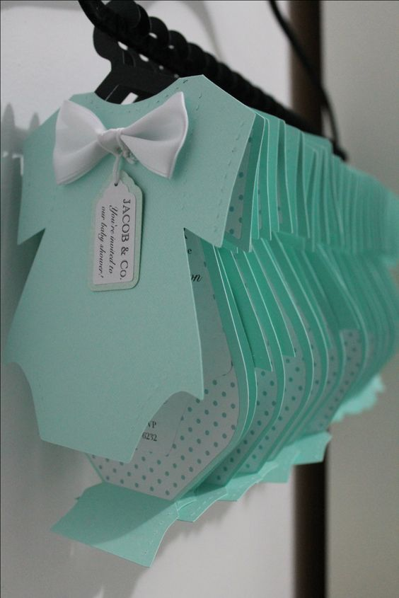 invitacion de babyshower de scrap