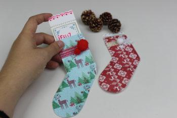 postales de navidad originales hechas mano