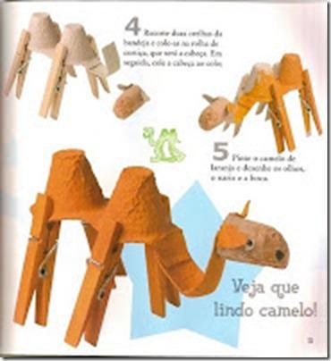 Cómo hacer manualidades para el belén infantiles