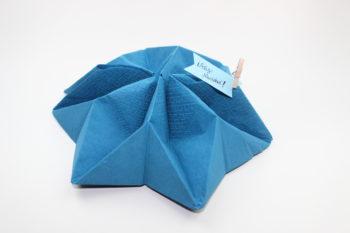 Manualidades con papel de servilletas